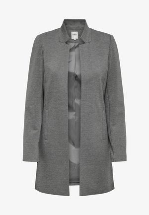 ONLPOPTRASH SOHO COATIGAN PNT - Short coat - grey melange