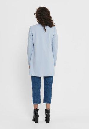 ONLPOPTRASH SOHO COATIGAN PNT - Korte frakker - cashmere blue
