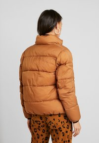 ONLY - ONLNINA QUILTED - Winter jacket - toasted coconut - 2