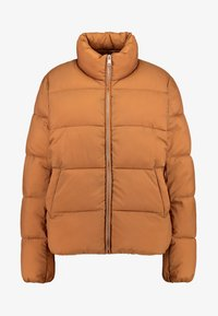ONLY - ONLNINA QUILTED - Winter jacket - toasted coconut - 4