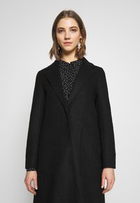 ONLY - ONLAMINA COAT - Kåpe / frakk - black - 3