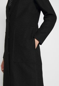 ONLY - ONLAMINA COAT - Kåpe / frakk - black - 5