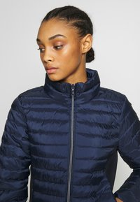 ONLY - ONLHAILEY LIFE QUILTED JACKET - Light jacket - night sky - 3