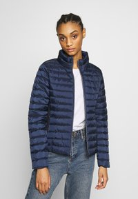 ONLY - ONLHAILEY LIFE QUILTED JACKET - Light jacket - night sky - 0