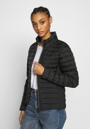 ONLHAILEY LIFE QUILTED JACKET - Jas - black