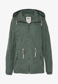 ONLY - ONLSTINA SPRING - Summer jacket - balsam green - 3