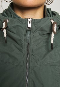 ONLY - ONLSTINA SPRING - Summer jacket - balsam green - 4