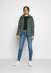 ONLY - ONLSTINA SPRING - Summer jacket - balsam green - 1