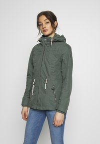 ONLY - ONLSTINA SPRING - Summer jacket - balsam green - 0