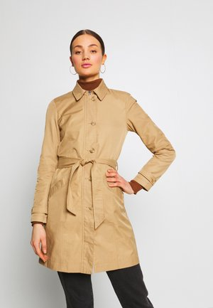 ONLALLIE COAT  - Trench - tigers eye