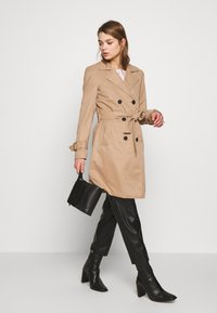 ONLY - ONLVEGA - Trenchcoat - brown - 1