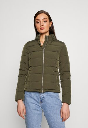 ONLDREAMY JACKET - Lett jakke - forest night
