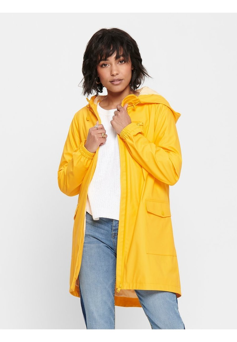 ONLY - ONLEMMA  - Parka - yellow
