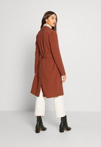 ONLY - ONLPENELOPE - Classic coat - brown patina - 2