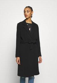 ONLY - ONLPENELOPE - Zimní kabát - black - 0