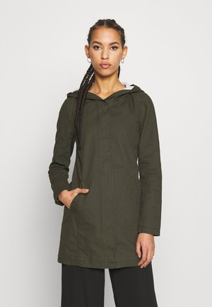 ONLMANDY SEDONA COAT - Parka - forest night