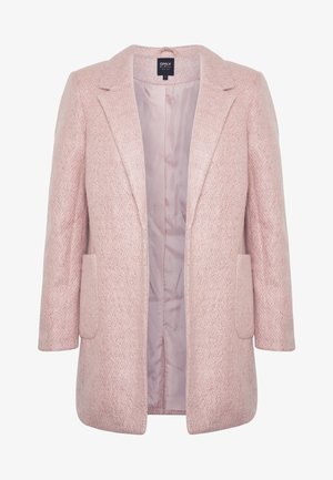 ONLBAKER EBBA COATIGAN - Short coat - rose smoke