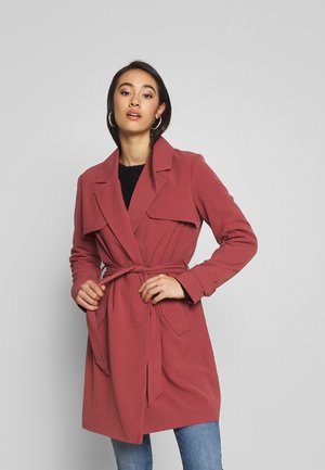 ONLFANNY RUNA LIFE - Short coat - apple