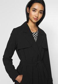 ONLY - ONLFANNY RUNA LIFE - Short coat - black - 4