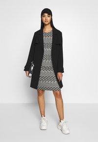 ONLY - ONLFANNY RUNA LIFE - Short coat - black - 1
