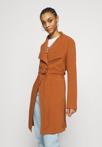 ONLY - ONLMARIA WRAP - Trenchcoat - argan oil - 0