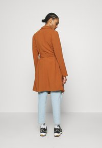 ONLY - ONLMARIA WRAP - Trenchcoat - argan oil - 2