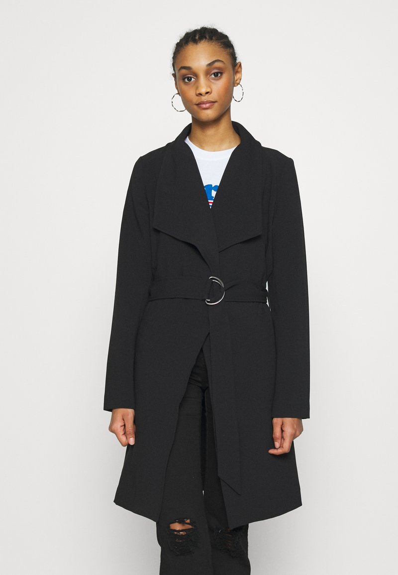 ONLY - ONLMARIA WRAP - Trench - black