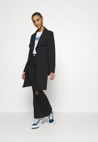 ONLY - ONLMARIA WRAP - Trench - black - 1