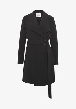 ONLMARIA WRAP - Trenchcoat - black