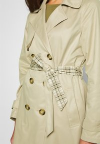ONLY - ONLADDIE - Trench - feather gray - 4