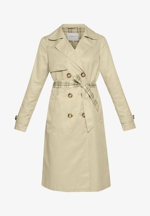 ONLADDIE - Trenchcoat - feather gray