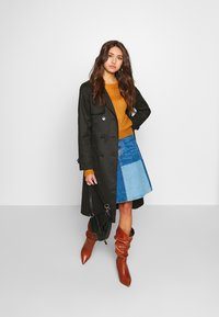 ONLY - ONLADDIE - Trench - black - 1