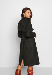 ONLY - ONLADDIE - Trench - black - 2