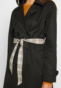 ONLY - ONLADDIE - Trench - black - 4