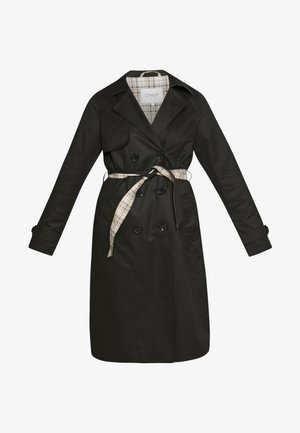 ONLADDIE - Trenchcoat - black