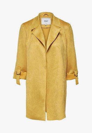 Manteau court - yellow