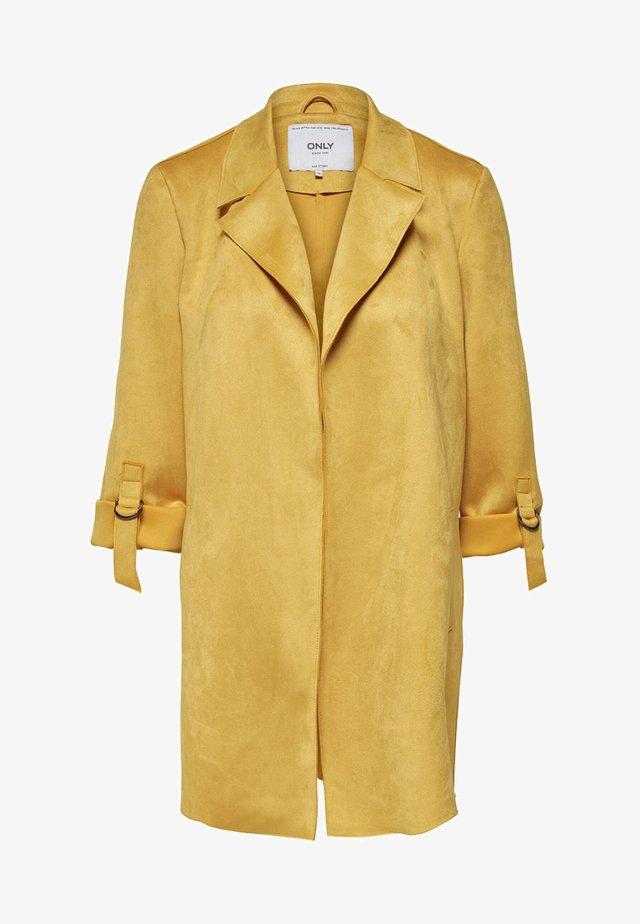 Abrigo corto - yellow