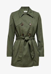 ONLY - Trench - dark green - 0