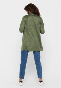 ONLY - Krótki płaszcz - grape leaf - 2