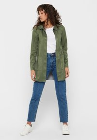ONLY - Krótki płaszcz - grape leaf - 1