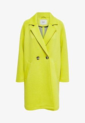 Short coat - limeade