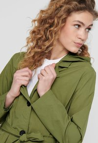 ONLY - Trench - martini olive - 4