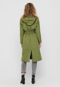ONLY - Trench - martini olive - 2