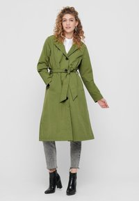 ONLY - Trench - martini olive - 1