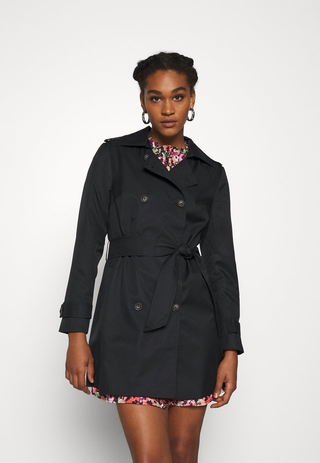 ONLMEGAN  - Trenchcoat - black