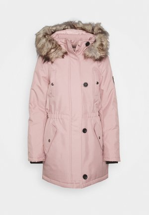 ONLIRIS - Winter coat - rose dust