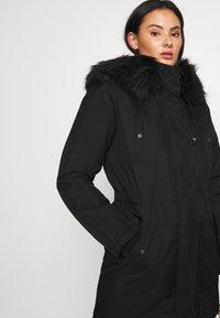 ONLY - ONLIRIS - Abrigo de invierno - black - 4