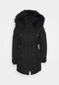 ONLY - ONLIRIS - Abrigo de invierno - black - 5