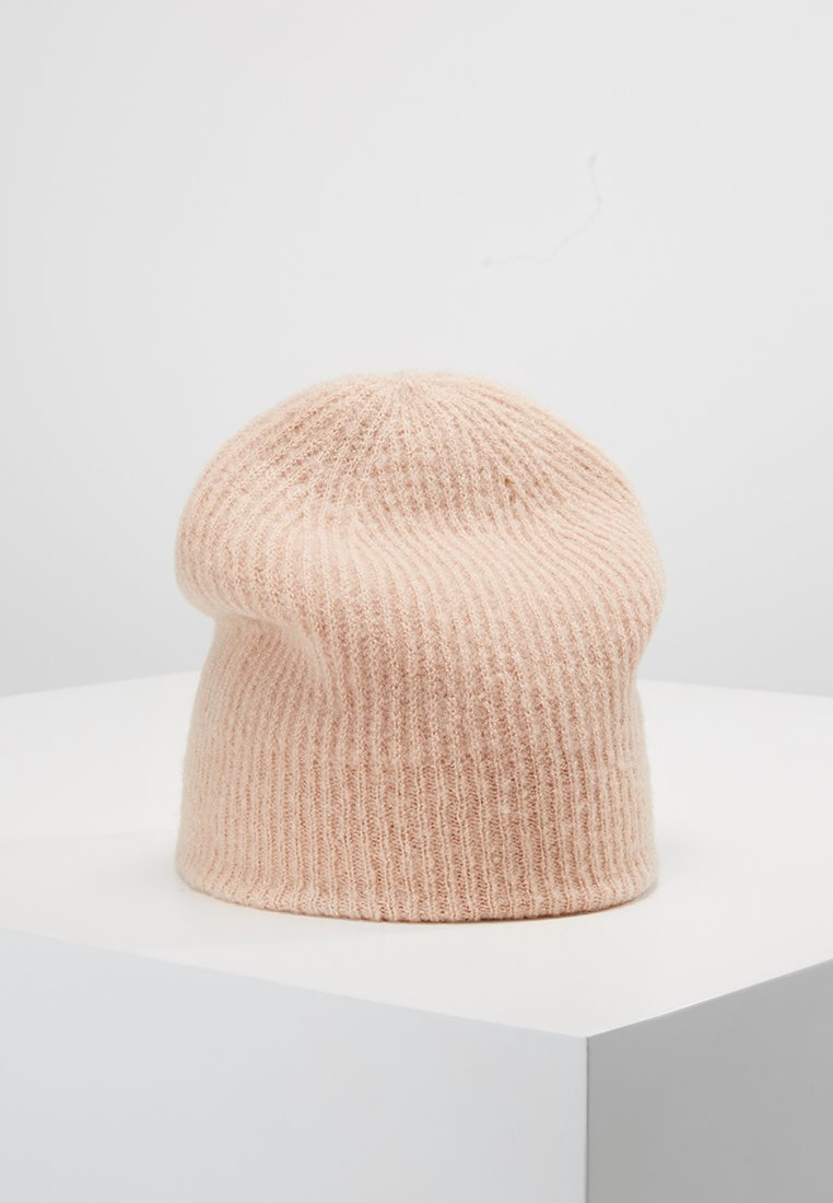 ONLY - ONLTESSIE BEANIE - Muts - cameo rose