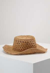 ONLY - ONLCATHRINE HAT - Hatte - natural - 2